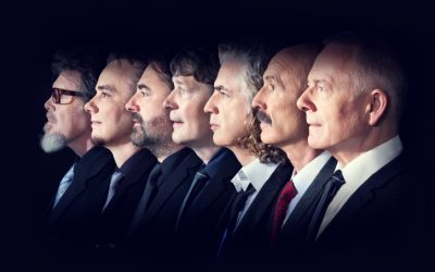 """King Crimson Announce """"Music Is Our Friend"""" North American Tour Dates 2021"""