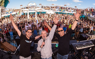 Cruise to the Edge 2022 artist lineup revealed