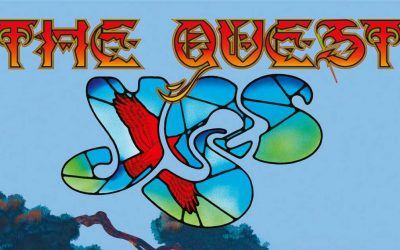 YES Announce New Studio Album: THE QUEST to be released 1st October 2021!