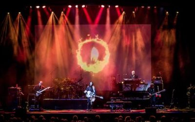 Marillion The Light At the End of The Tunnel Tour Dates & Competition