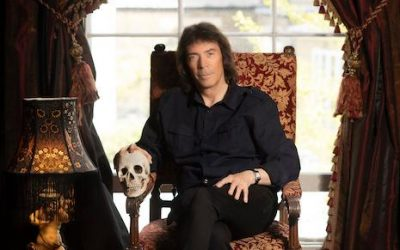 Steve Hackett launches video for 'Natalia'; third single from 'Surrender of Silence'