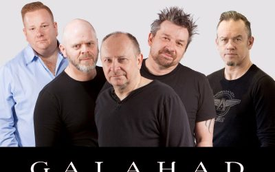 Galahad Releases the 1998 album 'Following Ghosts'